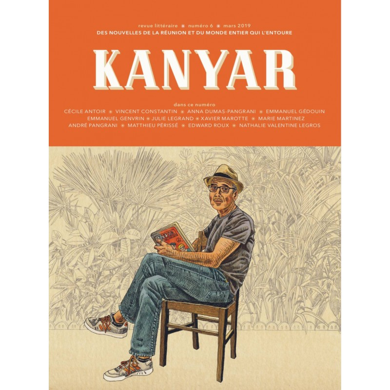 MAGAZINE Kanyar - number 6