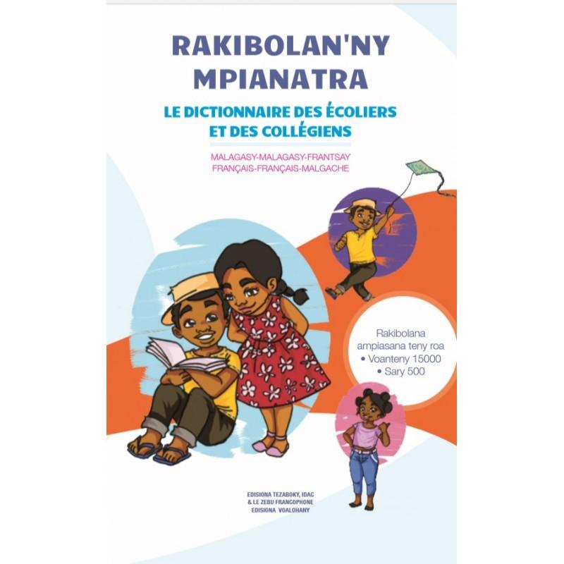 BOKY Rakibolana mpianatra - dictionnaire des écoliers et collégiens