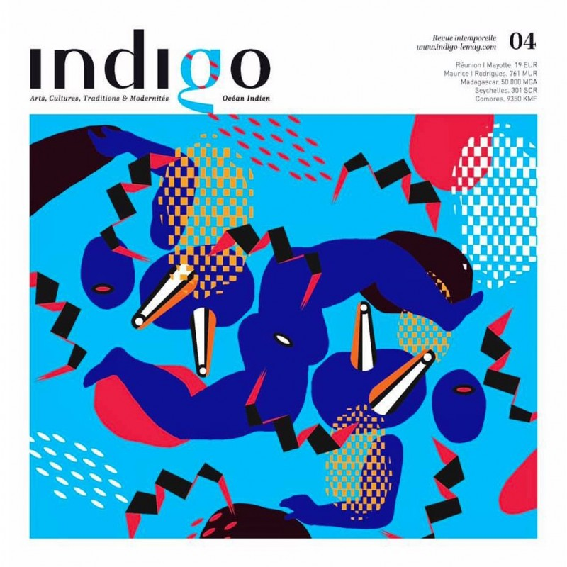 MAGAZINE INDIGO n°3 - juillet septembre 2018