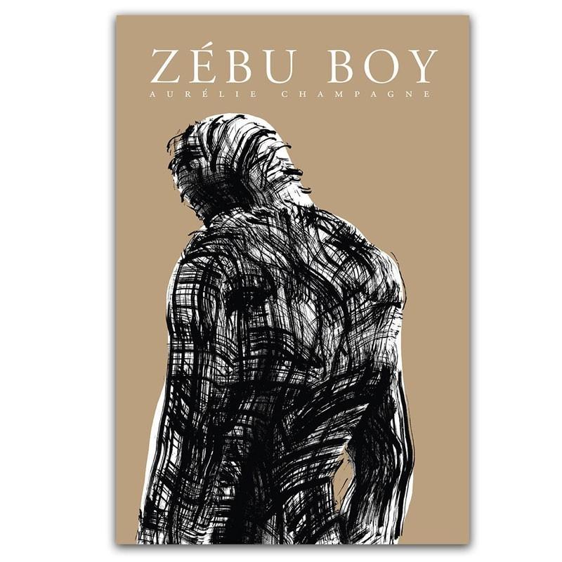 LIVRO Zébu Boy - Aurélie Champagne