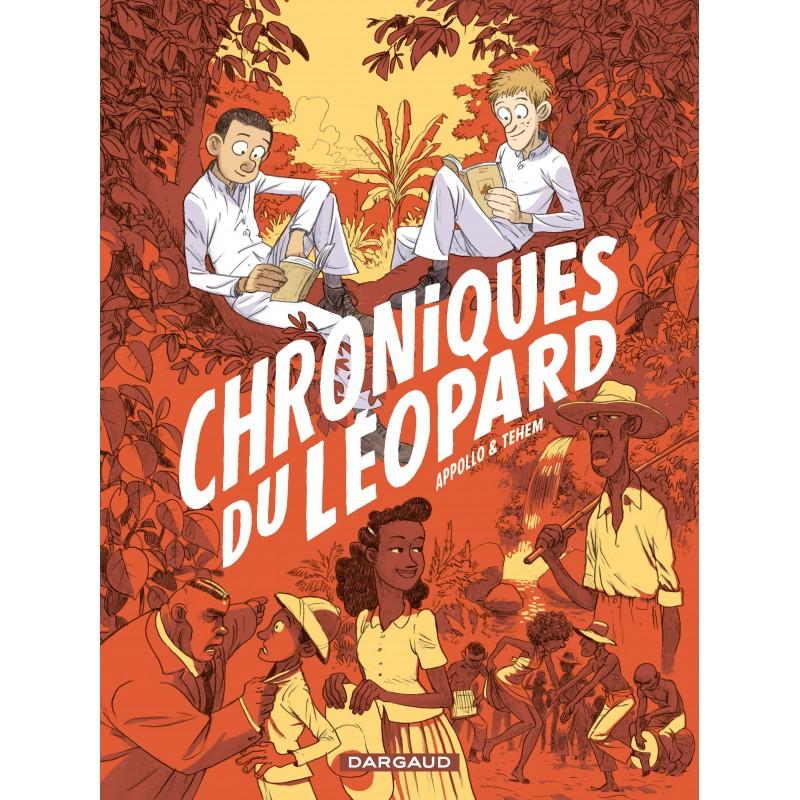 BD Chroniques du Léopard - Appollo et Tehem