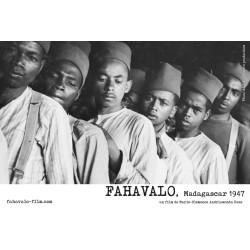 SOUSCRIPTION DVD Fahavalo, Madagascar 1947
