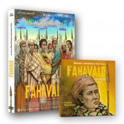 PACK FAHAVALO, Madagascar 1947 DVD+CD