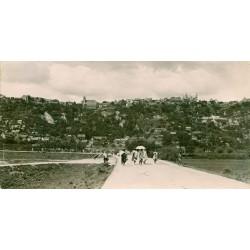 Panorama de Tananarive dans les années 1920 à 1950 © Bibliothèque du Défap