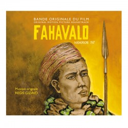 CD Fahavalo - bande originale du film