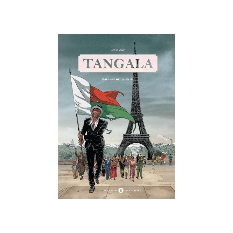 BD Tangala  (volume 3) - Tojo & mOTUS