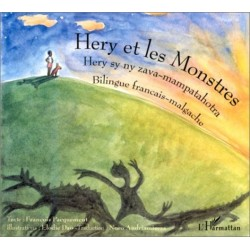 BOOK Hery et les monstres