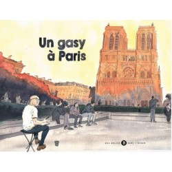 BOOK Un Gasy à Paris - Dwa