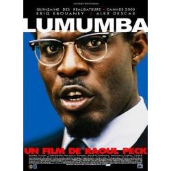 DVD Lumumba - Raoul Peck