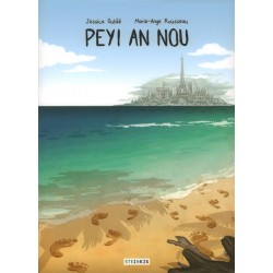 COMIC BOOK Péyi an nou