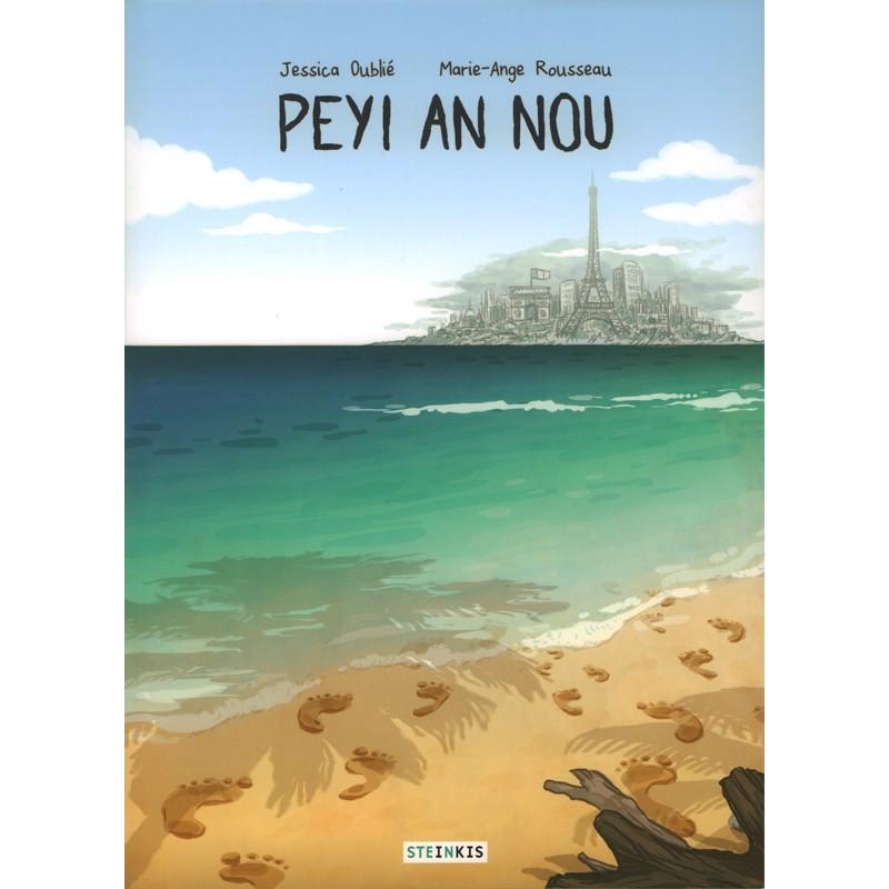 LIVRE Peyi an nou - Jessica Oublié