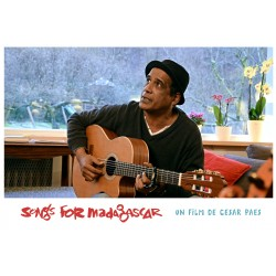 DVD Songs for Madagascar - Erick Manana