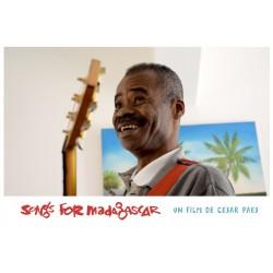 DVD Songs for Madagascar - jaojoby