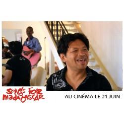 DVD Songs for Madagascar - Justin Vali