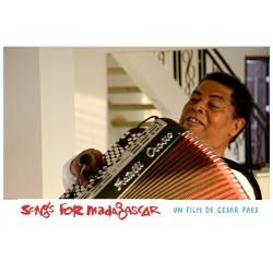 DVD Songs for Madagascar - Régis Gizavo