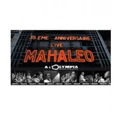 LONGBOX Mahaleo - Live at the Olympia