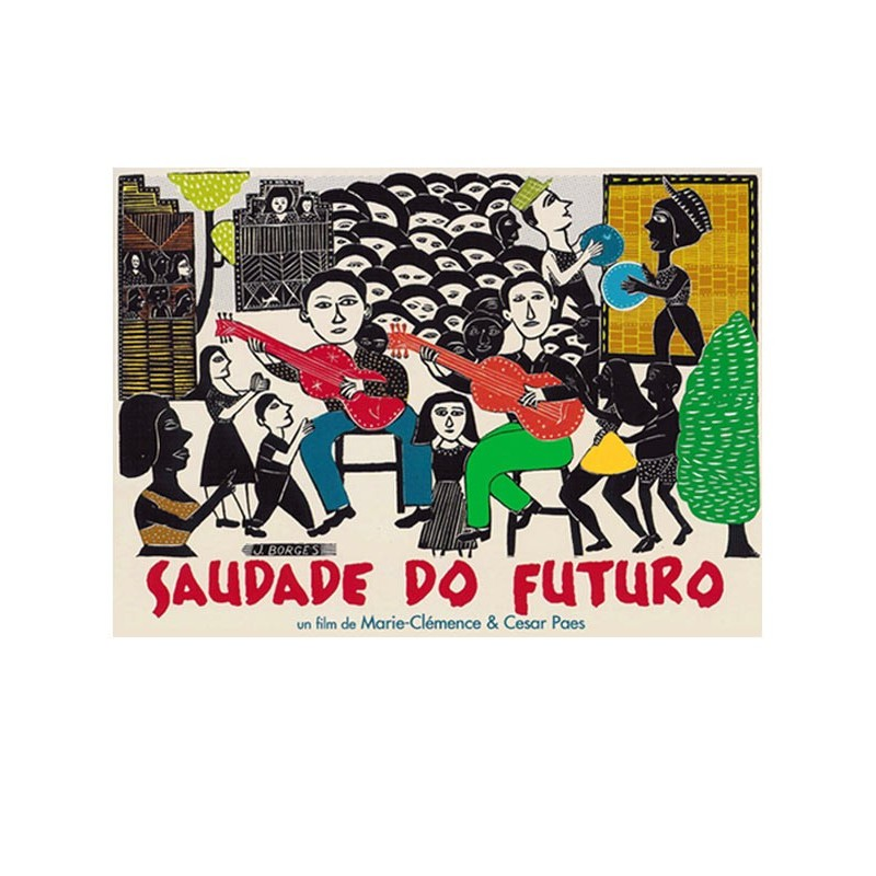 POSTCARD Saudade do futuro