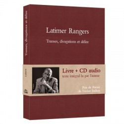 BOOK+CD BOX Transes, divagations et délire - Latimer Rangers