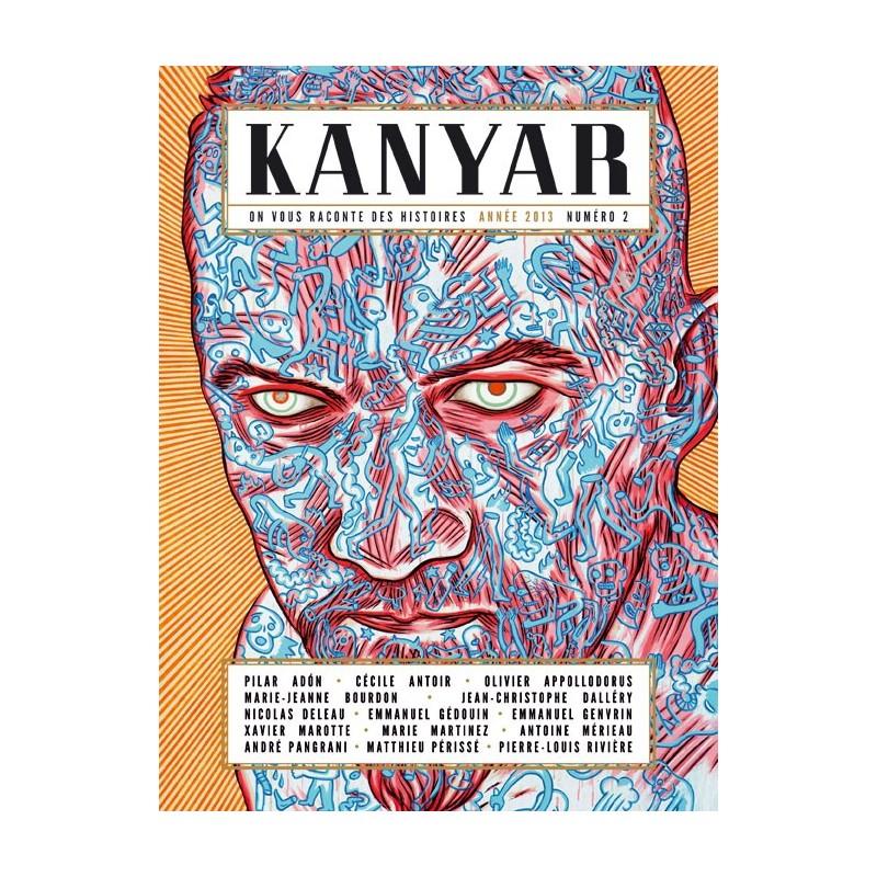 MAGAZINE Kanyar - numero 2