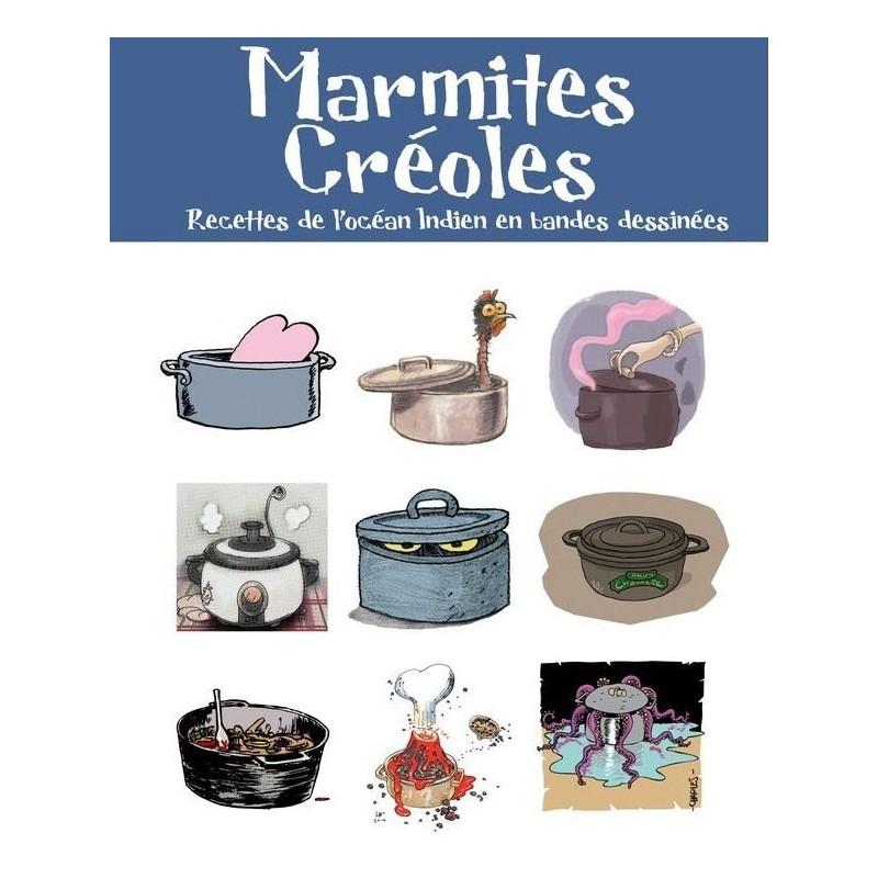 BD Marmites créoles - collectif