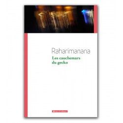 BOOK Les Cauchemars du Gecko- Raharimanana