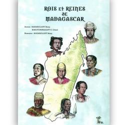 LIVRE Rois et reines de Madagascar