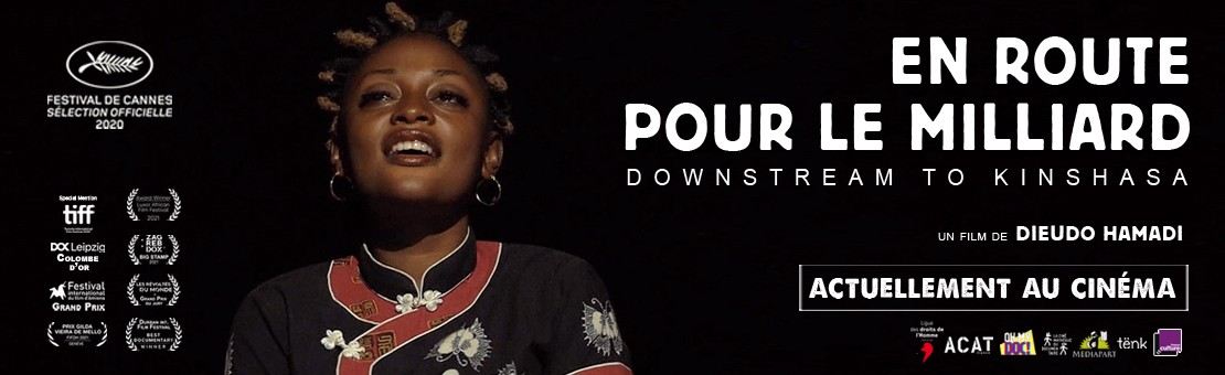 Downstream to Kinshasa - in theatres in France september 29