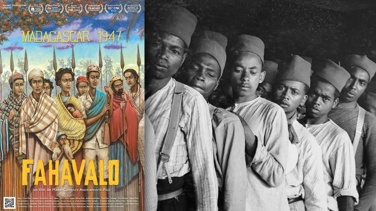 Fahavalo, Madagascar 1947 en DVD et VOD